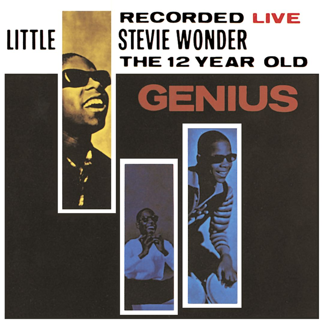 Recorded Live: The 12 Year Old Genius - Album Cover