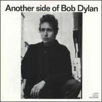 Another Side of Bob Dylan - Album Cover