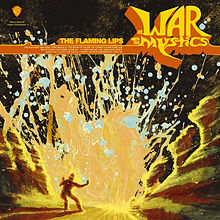 At War With The Mystics - Album Cover