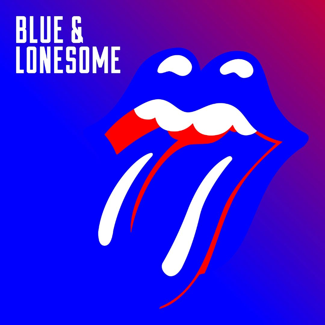 Blue And Lonesome - Album Cover