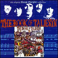 The Book of Taliesyn - Album Cover