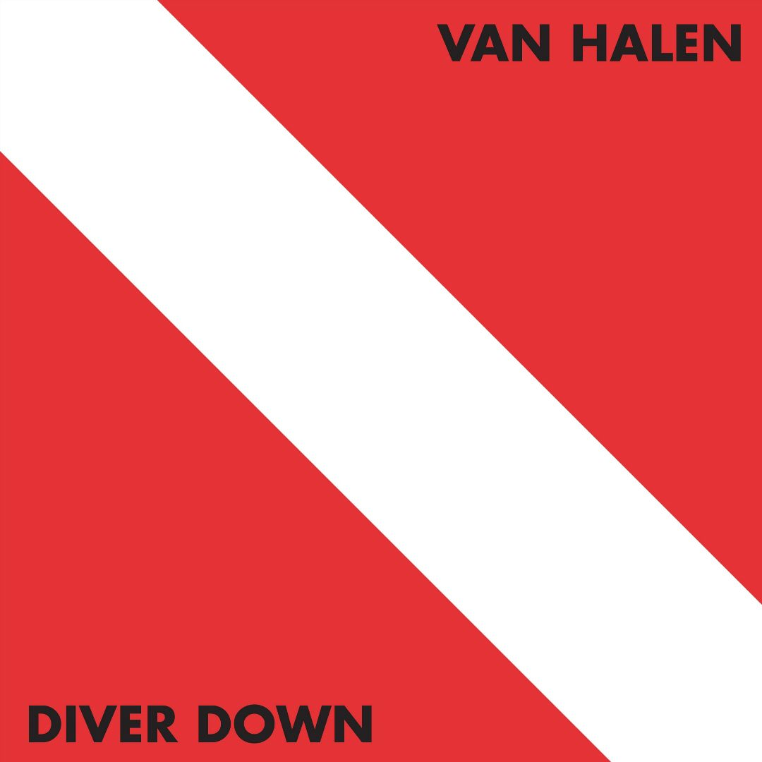 Diver Down - Album Cover
