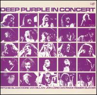 In Concert 1970-1972 - Album Cover