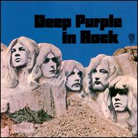 Deep Purple in Rock - Album Cover