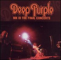 Mk 3 - The Final Concerts - Album Cover