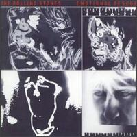 Emotional Rescue - Album Cover