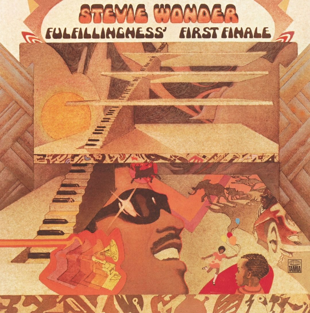 Fulfillingness' First Finale  - Album Cover