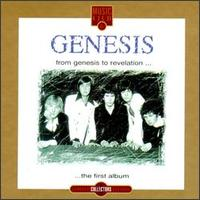 From Genesis To Revelation - Album Cover