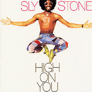 High On You - Album Cover