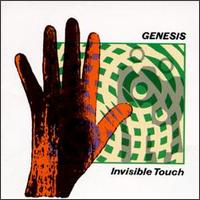 Invisible Touch - Album Cover