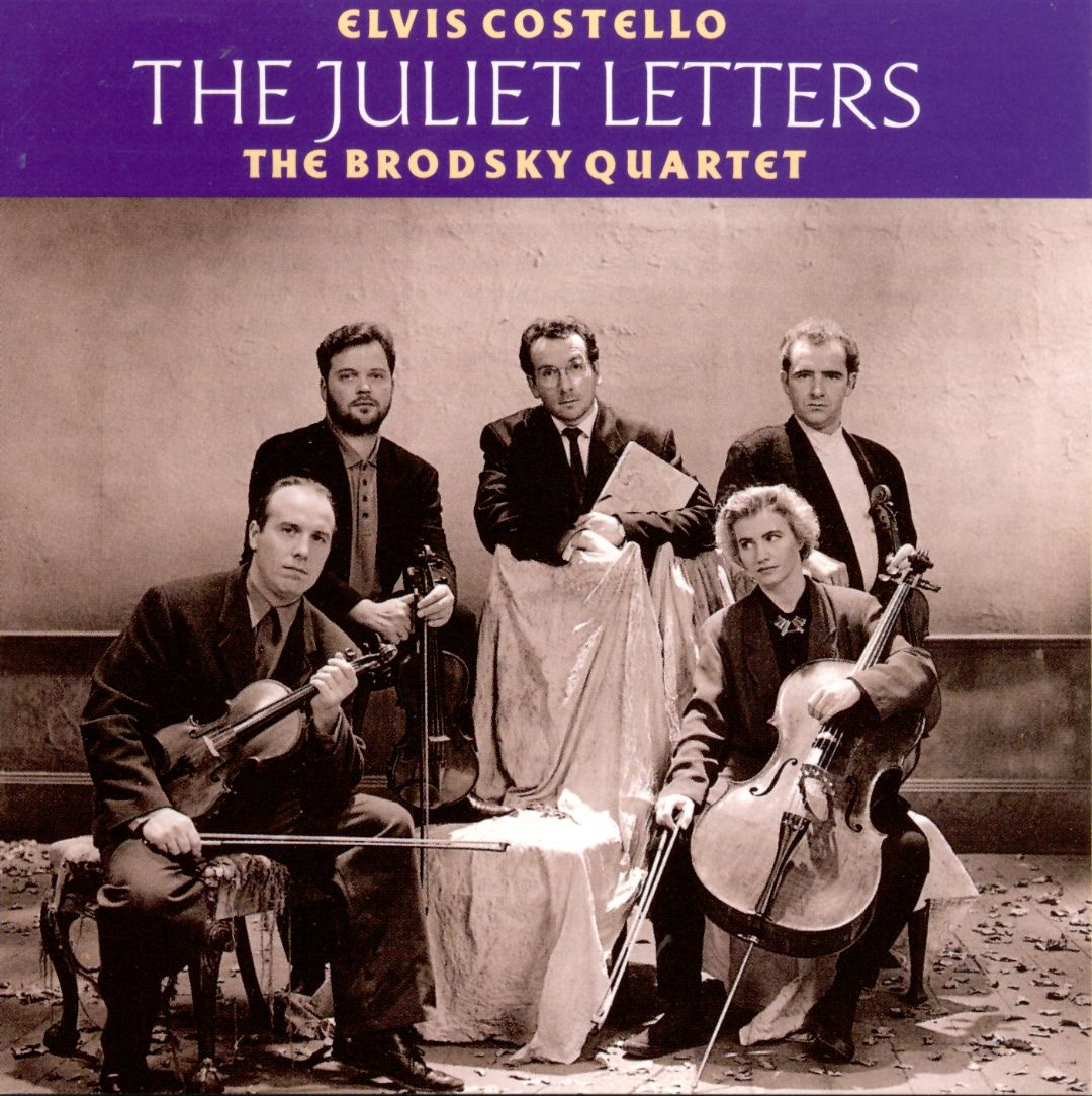 The Juliet Letters - Album Cover