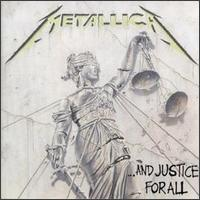 ... And Justice For All - Album Cover