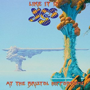 Like It Is: Yes At The Bristol Hippodrome - Album Cover