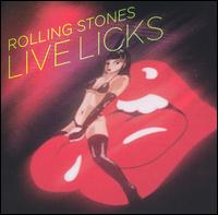 Live Licks - Album Cover