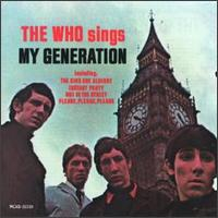 My Generation - Album Cover