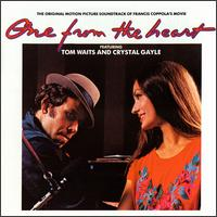 One From The Heart - Album Cover