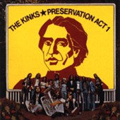 Preservation Act 1 - Album Cover
