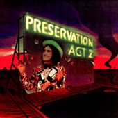 Preservation Act 2 - Album Cover