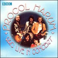 BBC Live In Concert - Album Cover