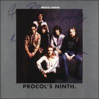 Procol's Ninth - Album Cover