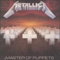 Master of Puppets - Album Cover