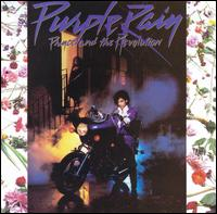 Purple Rain - Album Cover