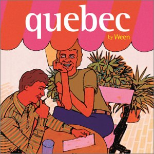 Quebec - Album Cover