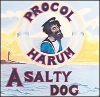 A Salty Dog - Album Cover
