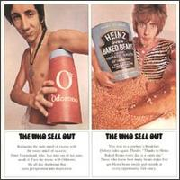 The Who Sell Out - Album Cover