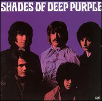 Shades of Deep Purple - Album Cover