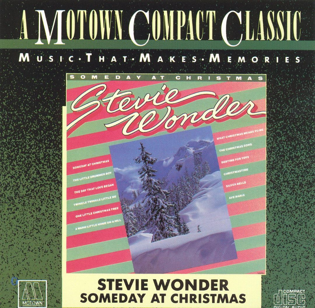Someday At Christmas - Album Cover