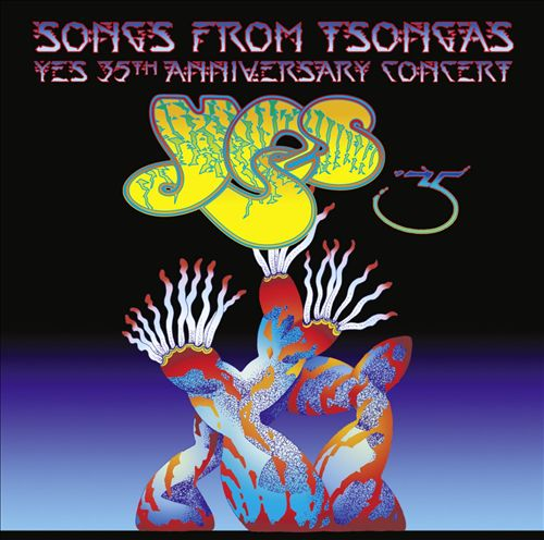 Songs From Tsongas - Album Cover