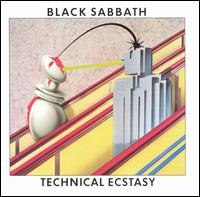 Technical Ecstacy - Album Cover