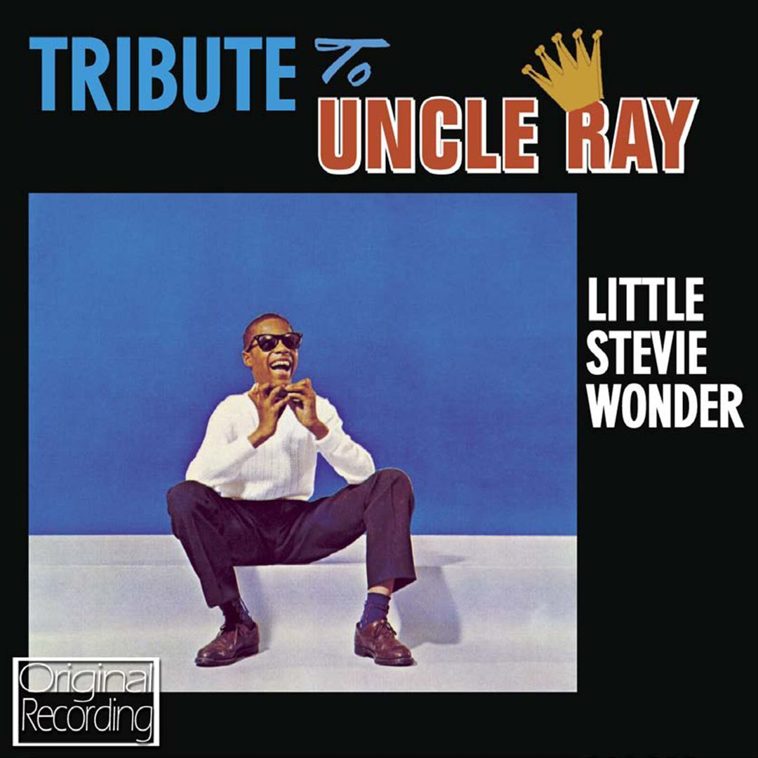 Tribute To Uncle Ray - Album Cover