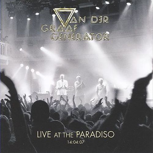 Live At The Paradiso - Album Cover