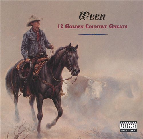 12 Golden Country Greats - Album Cover