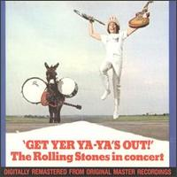 Get Your Ya-Ya's Out! - Album Cover