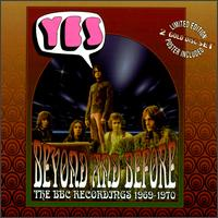 Beyond and Before - Album Cover