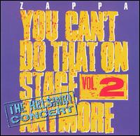 You Can't Do That On Stage Anymore, Vol 2 - Album Cover
